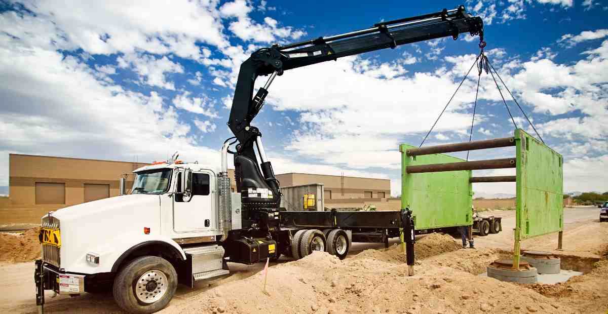 The Importance of Truck Scales In Construction featured image