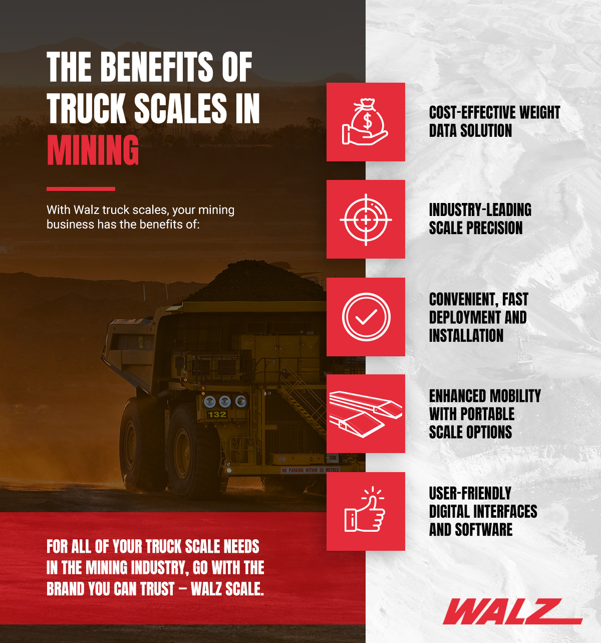 The Benefits of Truck Scales in Mining